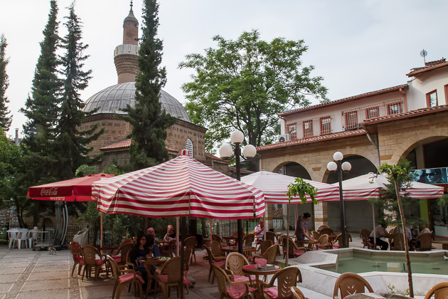 Bursa Courtyard