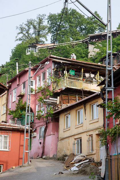 Bursa Old Town