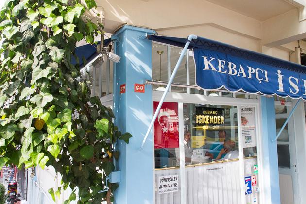 Kebab Bursa