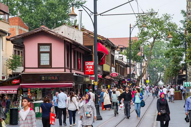 Bursa Main Street