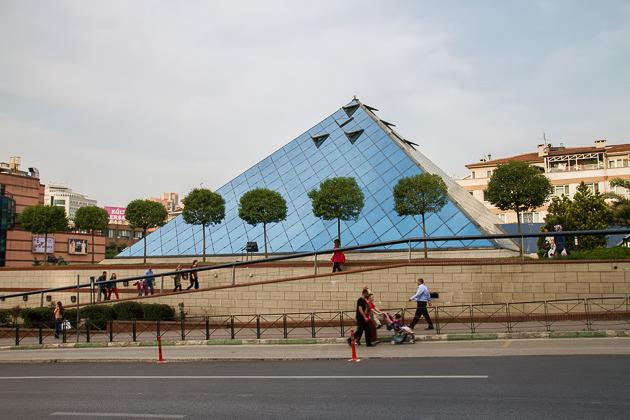 Bursa Pyramid