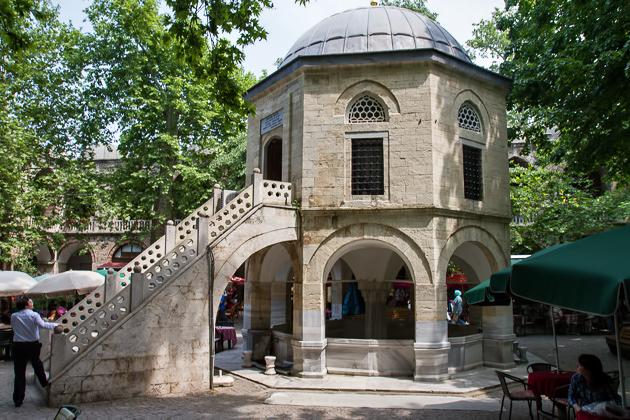 Bursa Silk Han