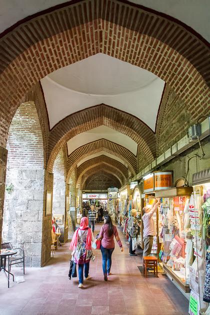 Silk Market Bursa