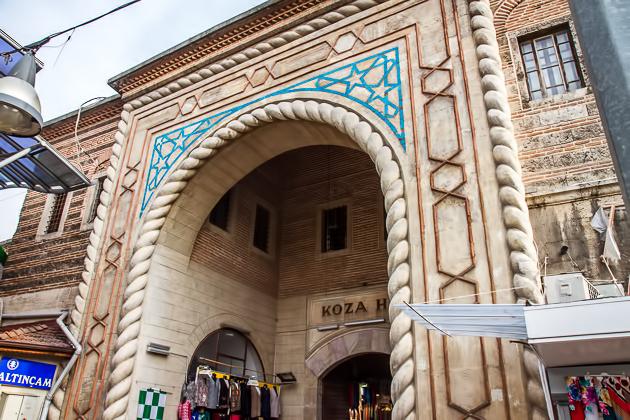 Grand Bazaar Bursa