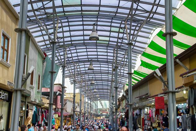 Ugly Shopping Street Bursa