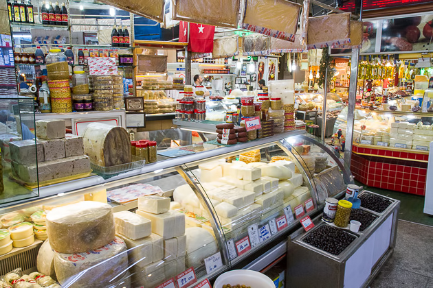 Cheeses Of Bursa