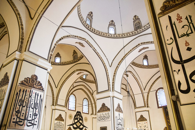 Mosques Turkey Bursa