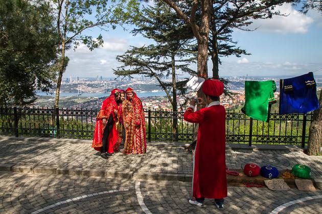 Souvenir Photos Istanbul