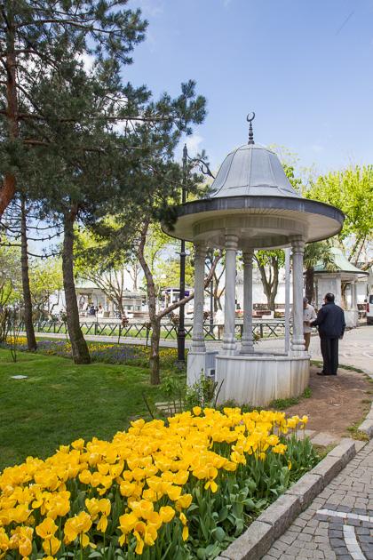 Büyük Çamlıca Istanbul
