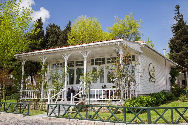 Büyük Çamlıca Tea House