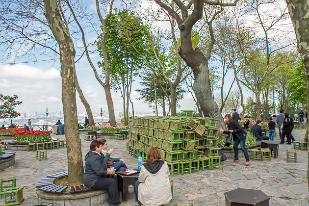 Tea Garden Istanbul