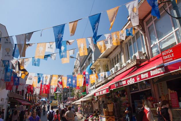Main Street Büyükada