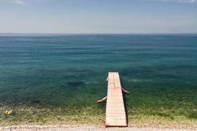 Büyükada Beach