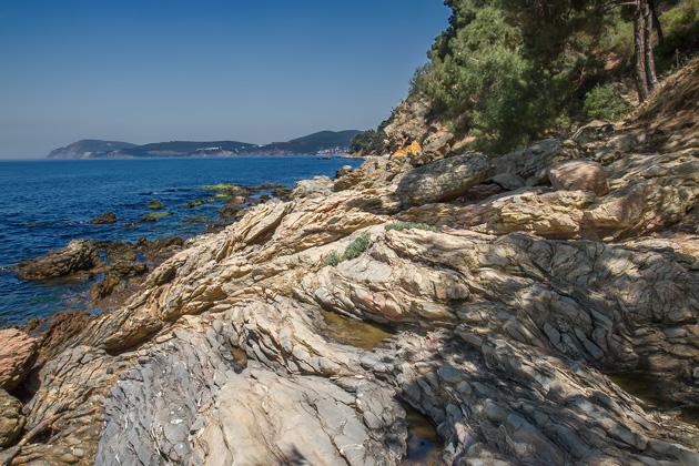 Büyükada Rocks