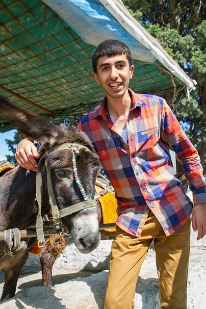 Donkey Dude Büyükada