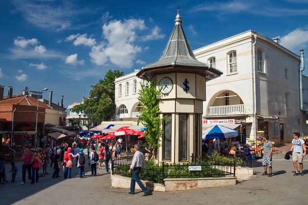 Clock Tower Büyükada