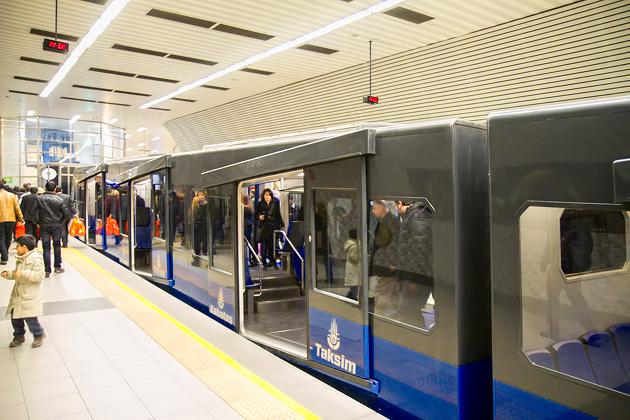 Public Transportation Istanbul