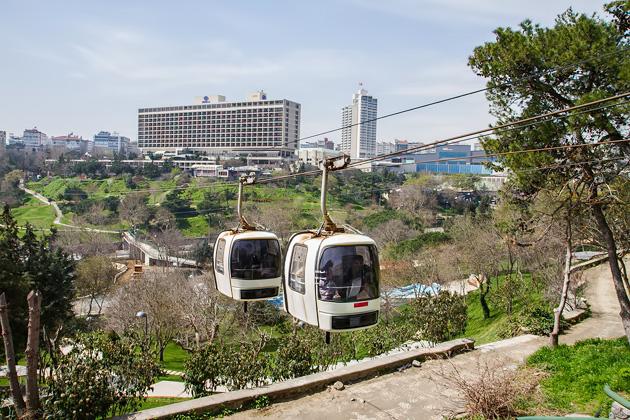 Gondola Istanbul