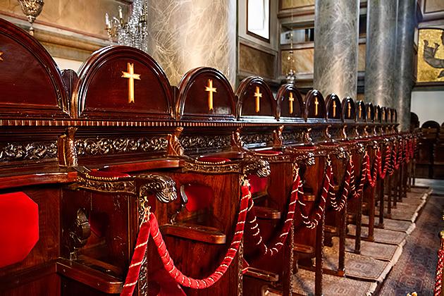 Greek-Church-Seats