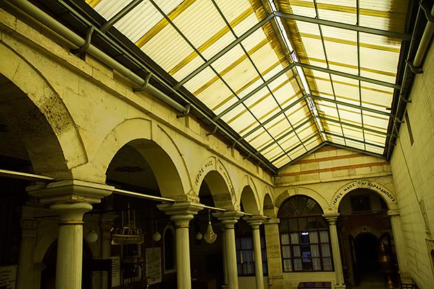 Greek-Roof-Glass