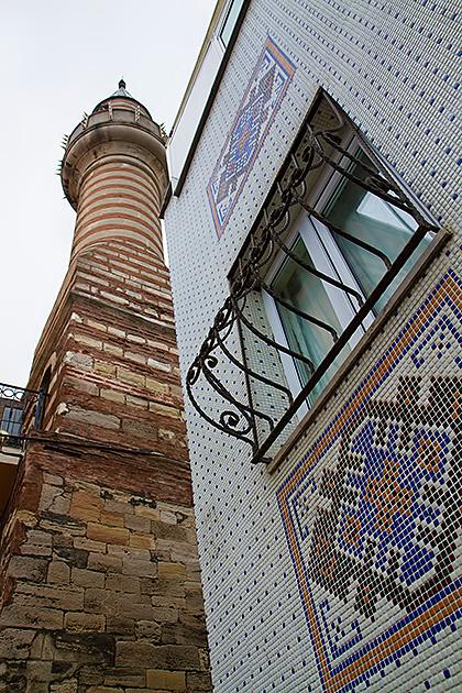 Mosaic-Tower