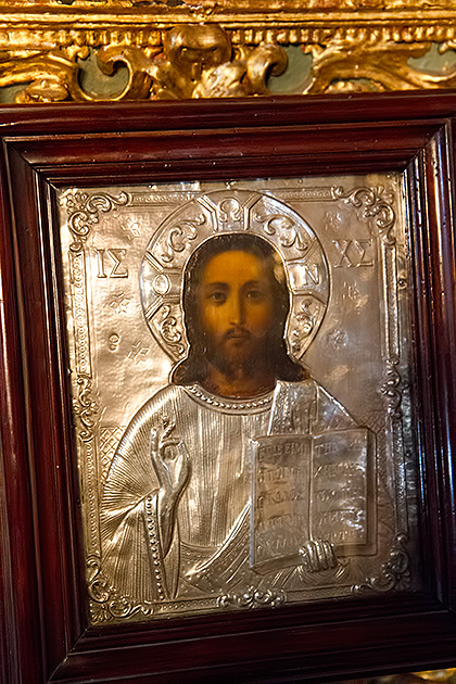 Silver-Jesus