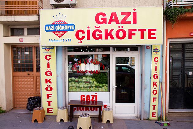 Gazi-Cigkofte