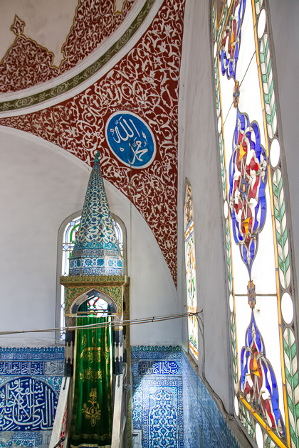 Blue Tile Mosque Istanbul