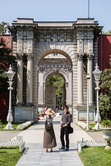 Dolmabahçe Entrance Fee