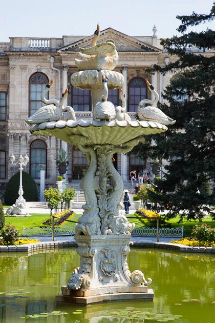 Dolmabahçe Fountain