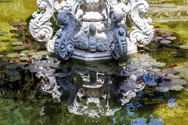 Dolmabahçe Reflection