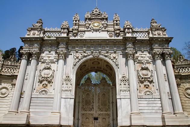 Dolmabahçe Gate