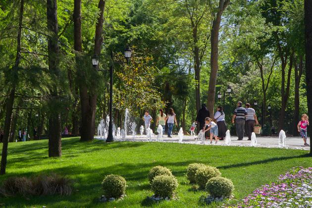 Fountain Emirgan