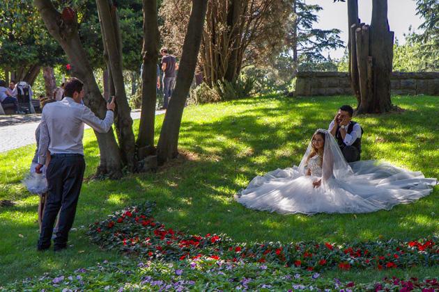 Hochzeits Fotograf In Istanbul