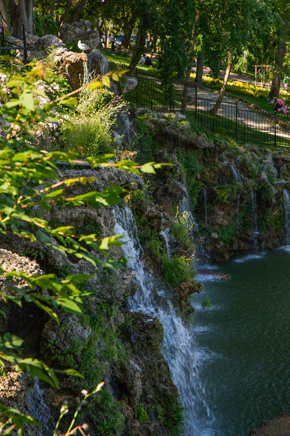 Emirgan Waterfall