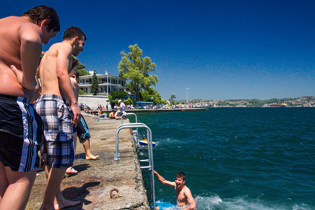 Summer In Istanbul