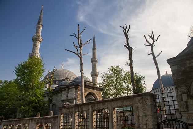 Eyüp Mosque Istanbul