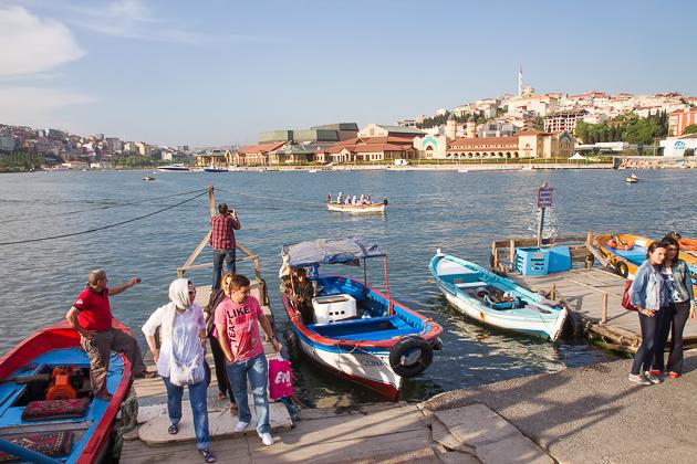 Eyüp Boat