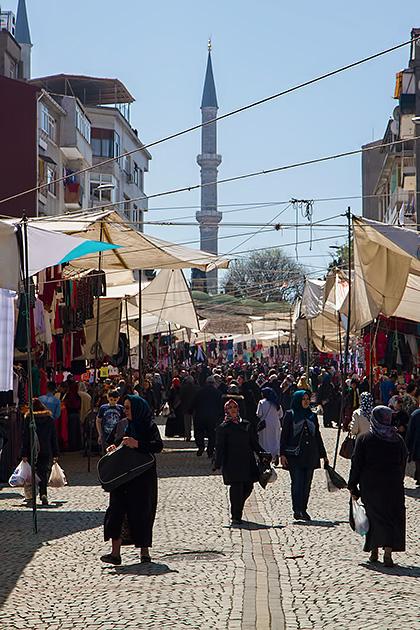 Istanbul-Street-Market