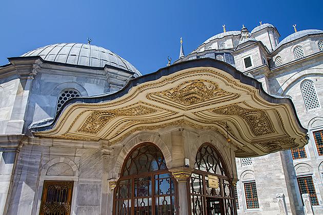 Mausoleum-Fatih-Camii