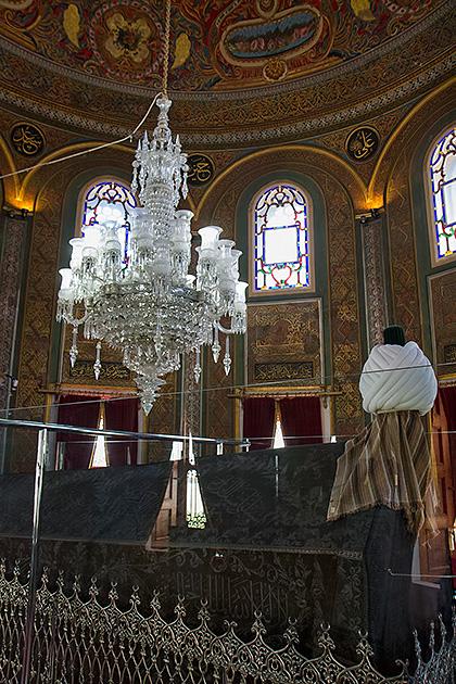 Mehmet-II-mausoleum