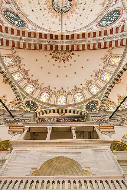 Ottoman-Ceiling
