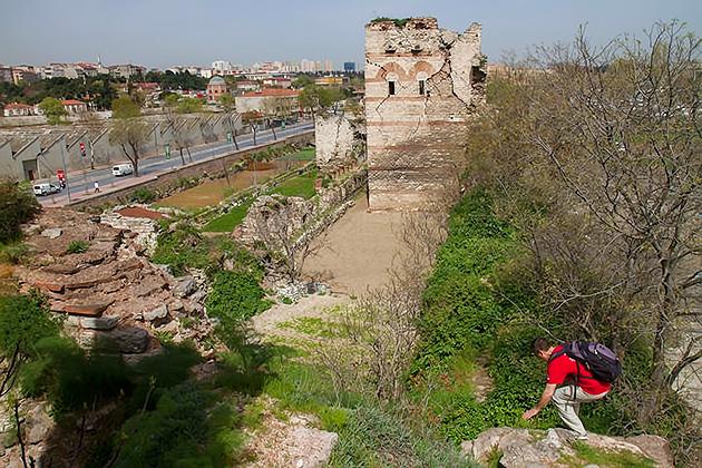 Climbing-In-Istanbul