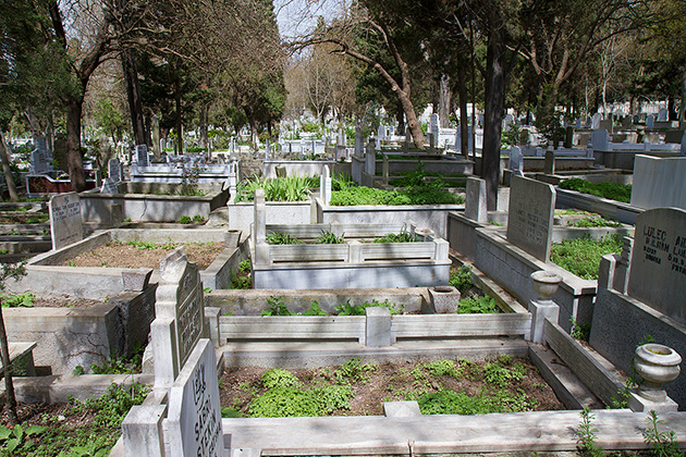 Istanbul-Cemetery