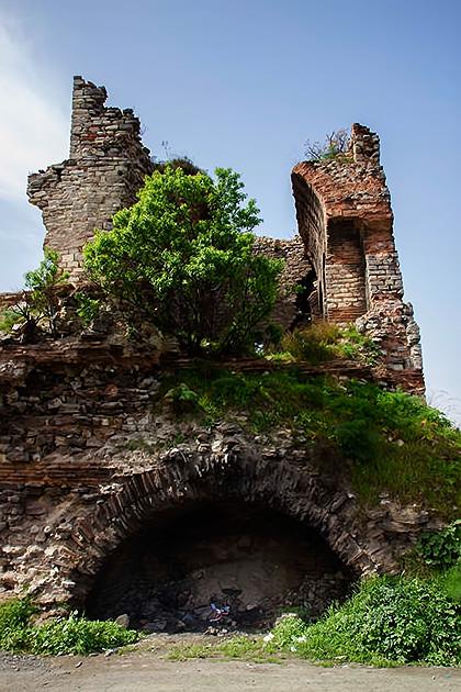 Ruins-Istanbul