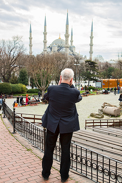 Photographer-In-Istanbul