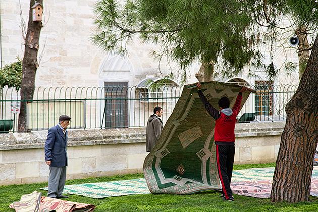 Praying-Carpet