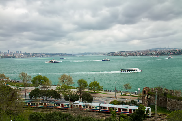Istanbul Travel Book
