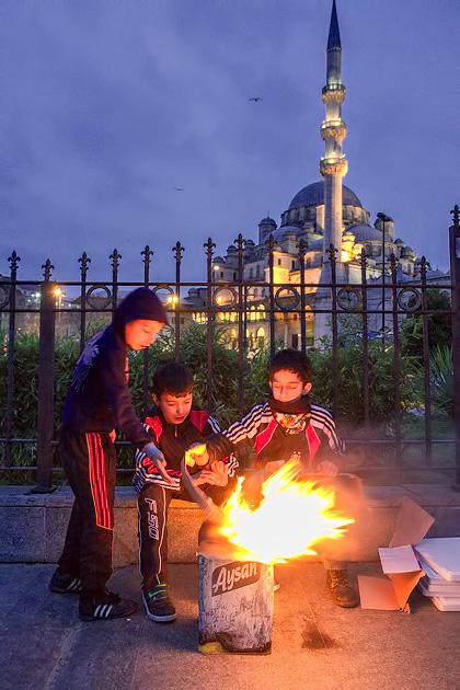 Street Kids Istanbul