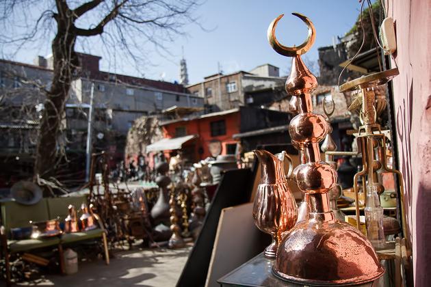 Han Copper Grand Bazaar